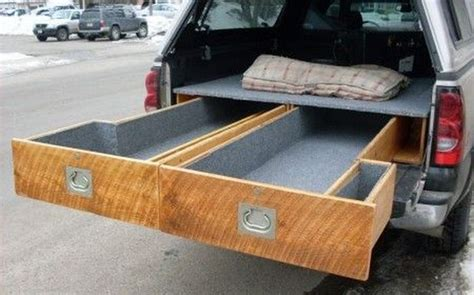 truck bed drawer system how to install a sliding truck bed drawer system diy