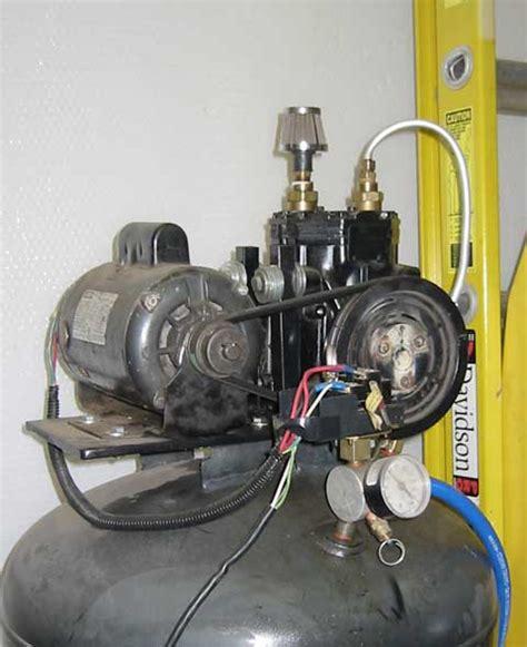 ot air compressor help