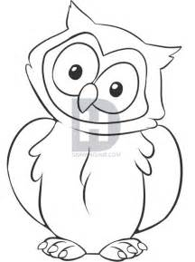 How to draw an owl step by step for kids how to draw a owl step 6