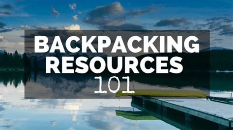 backpack abroad now travel overseasã even if you re books backpacking resources 101 backpacking 4 beginners