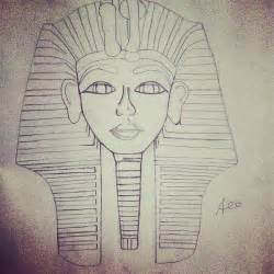 Pharaoh Outline by Just Finish Outline Sketch Pharaoh Acetruef Flickr