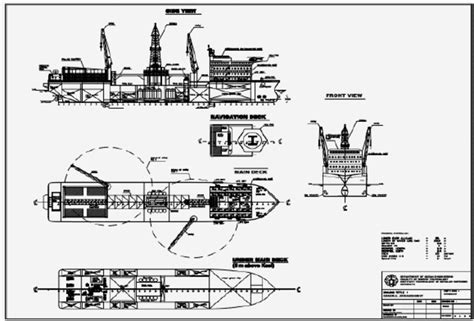 on the construction organization and general arrangements of hospitals for the classic reprint books general arrangement of the drillship