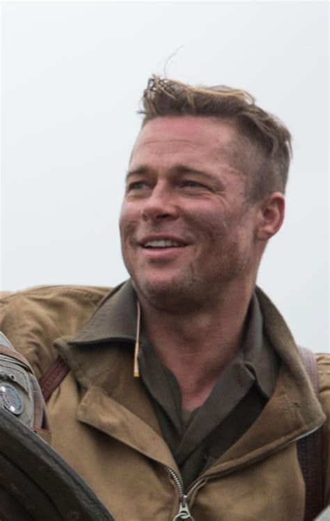 brad pitt s fury haircut a stylish undercut gallery 14 best images about military haircut on pinterest brad