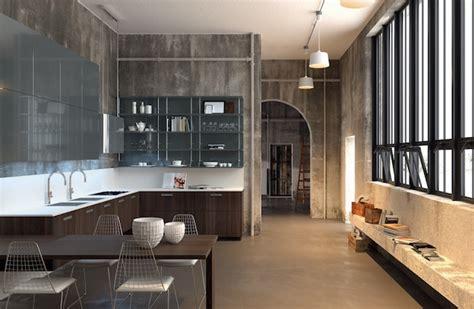 industrial interior design get the look cantoni