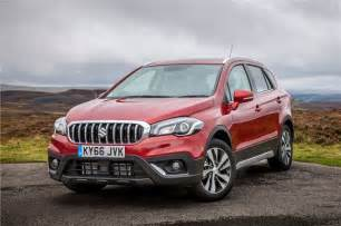 Suzuki Sx5 Review Suzuki Sx4 S Cross 2013 Car Review Honest