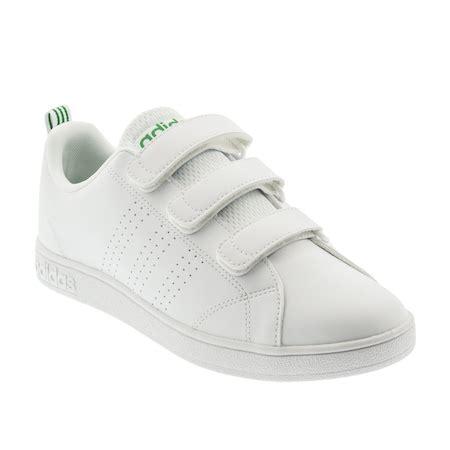 adidas  advantage cl cmf erkek beyaz tenis ayakkabisi