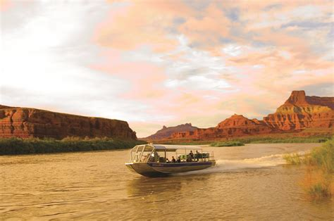 boat driving age utah canyonlands by night and day