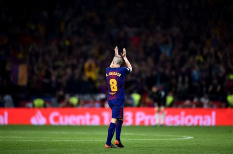 barcelona believe andres iniesta will leave for chinese andres iniesta confirms decision to leave barcelona after