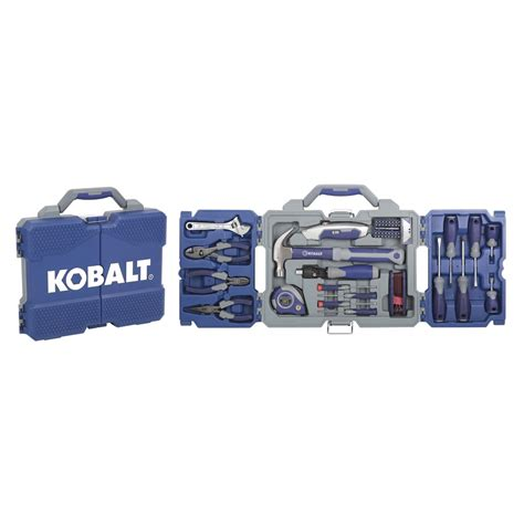 How To Decorate A Home With No Money shop kobalt 69 piece tri fold home tool set at lowes com