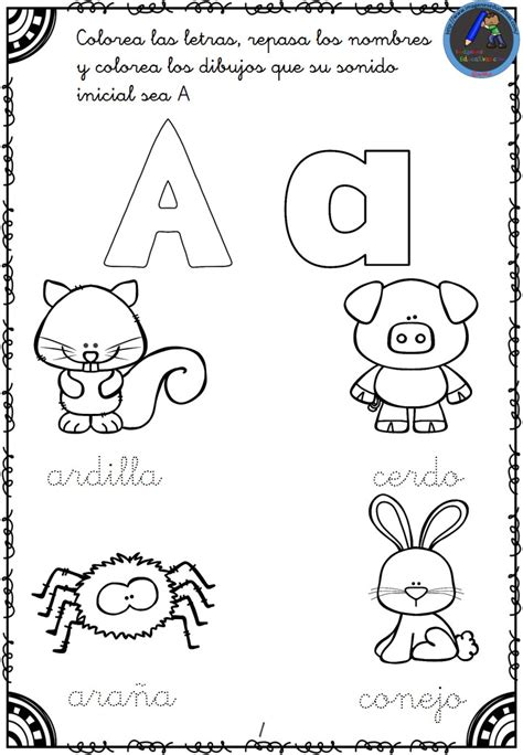 imagenes educativas libro de trazos mis primeros trazos con las vocales 4 imagenes educativas