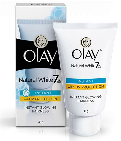 Olay White Fairness olay white light instant glowing fairness skin