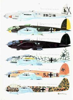 luftwaffe in colour volume 1612004555 s08 luftwaffe colour markings 1935 1945 vol 2 page 27 960 world war ii