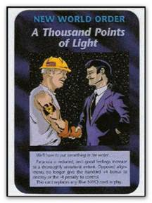 A Thousand Points Of Light illuminati card part i complete list 12160 social