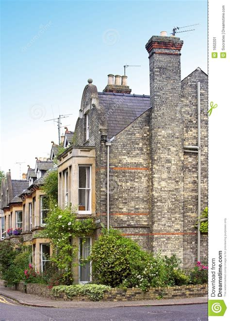 Seaside House Plans by Old English Houses Stock Image Image 1602201