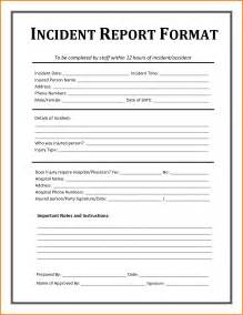 report form template 10 incident report form template word workout spreadsheet