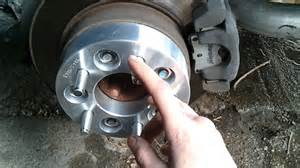 Is It Illegal To Put Car Tires On A Trailer How To Install Wheel Spacers