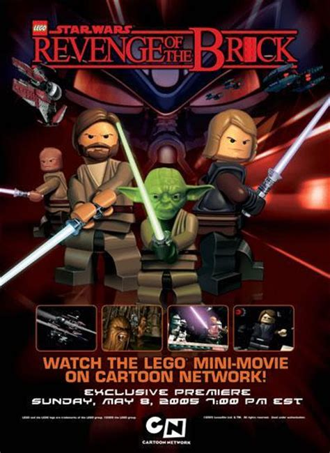 Lego Wars Starwars Brick lego wars of the brick 2005 filmaffinity