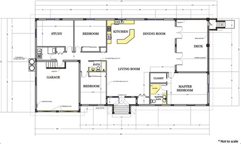 make a house floor plan floor plans and site plans design