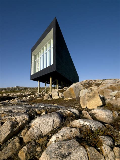 house and home design studio isle of architecture fogo island studios design by saunders architecture minimalist architecture designs