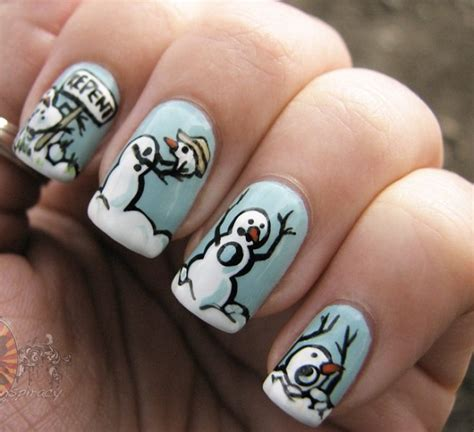 nail design ideas january 35 pretty winter nail designs nenuno creative