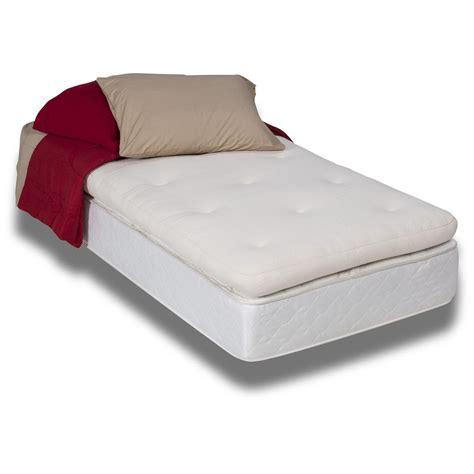 bed topper wolf 174 maui 5 quot cotton mattress topper 616174 mattress