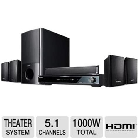 sony ht ss360 component home theater system 5 1 channel