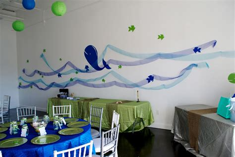 Where Is The Sea Of Showers by The Sea Baby Shower