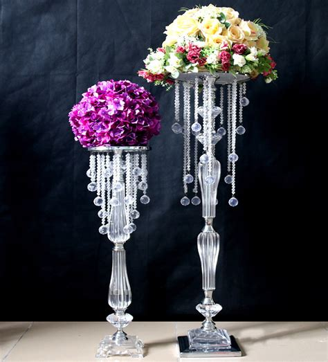 wedding centerpieces with crystals buy wholesale wedding centerpieces from