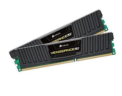 Corsair Memory Pcdesktop 8gb Ddr3 1600 Mhz Pc3 12800 corsair cml16gx3m2a1600c9 vengeance 16gb 2 x 8gb ddr3 1600 mhz pc3 12800 desktop memory 1 5v