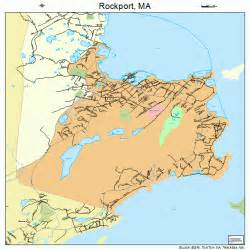 where is rockport on a map rockport massachusetts map 2557845