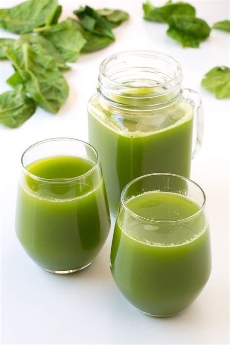 The Juice Detox detox green juice simple vegan