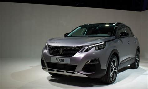 2017 peugeot 3008 gt redesign release and changes