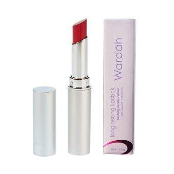 Lipstik Wardah Di Lazada wardah longlasting lipstik no 9 vibrant lazada