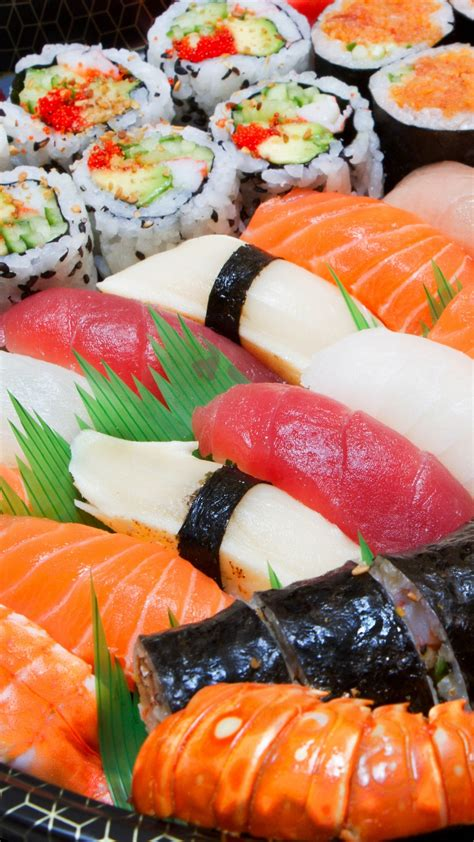 iPhone 6   Food/Sushi   Wallpaper ID: 581921