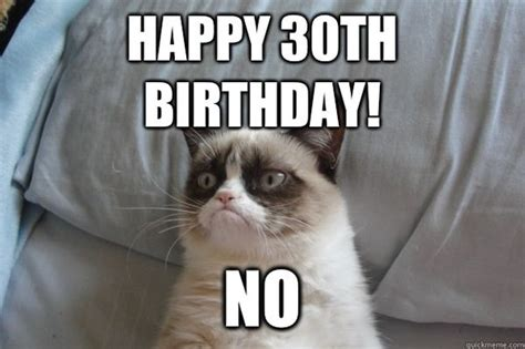 Happy Birthday 30 Meme - happy 30th birthday quotes and wishes with memes and images