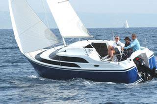 snelle kajuitzeilboot macgregor 26m