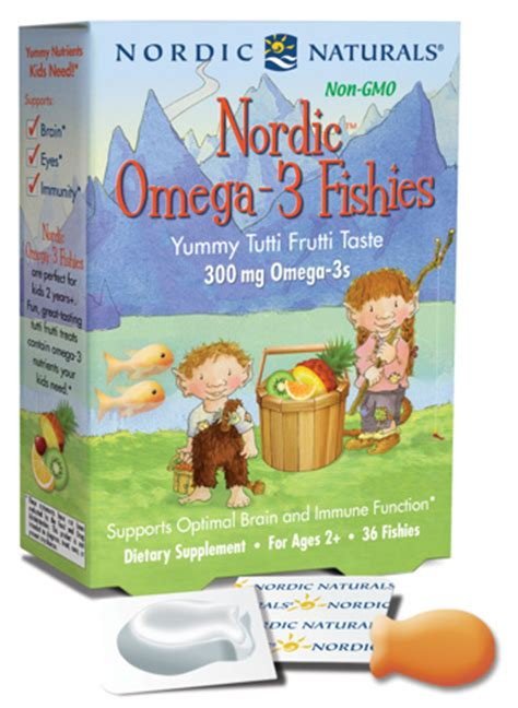 Omega-3 for Kids: 10 Products Reviewed - OmegaVia