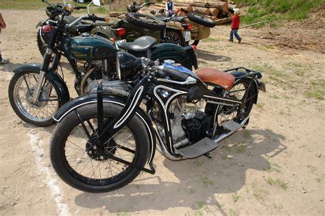 Motorrad Oldtimer Einzylinder by Bmw R2 1932 33 Einzylinder Kardanantrieb 6ps Aus