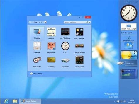 gadgets for useful free gadgets windows 7 desktop interior design