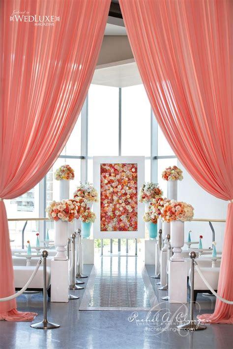 picture   bright bloom framed wedding backdrop
