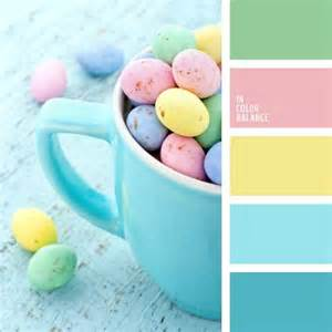 what are the easter colors 25 best ideas about color palette on
