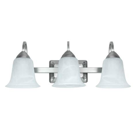 Led Vanity Lighting Fixtures by 1750 Lumen 3000k 3 Light Led Vanity Fixture Feit Electric
