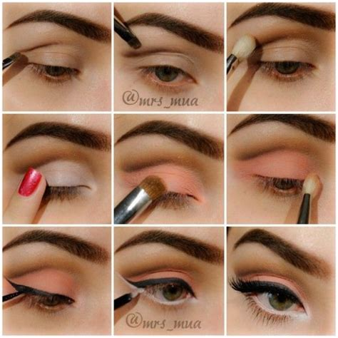 natural collection makeup tutorial natural makeup tutorials step by step www imgkid com