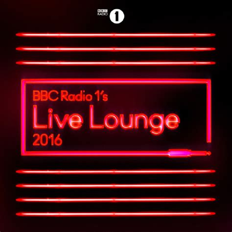 radio live win a copy of radio 1 s live lounge 2016