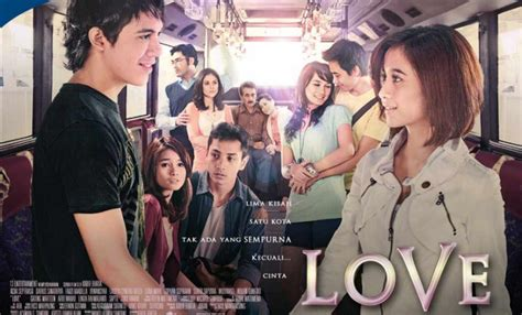 film romantis indonesia dari novel 9 kutipan romantis dari film indonesia bisa jadi