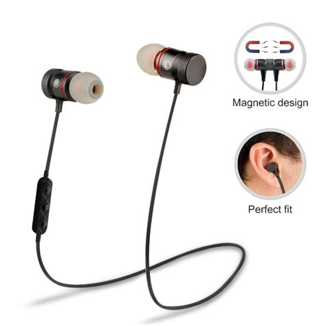 In Ear Earphone Headset Headphone Handfree Mic For Samsung S6 Edge Plu supology magnet sport in ear bluetooth earphone earpiece