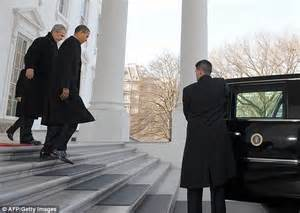 When Will President Obama Leave Office by Barack Obama Speak To Give Presser Next Week And