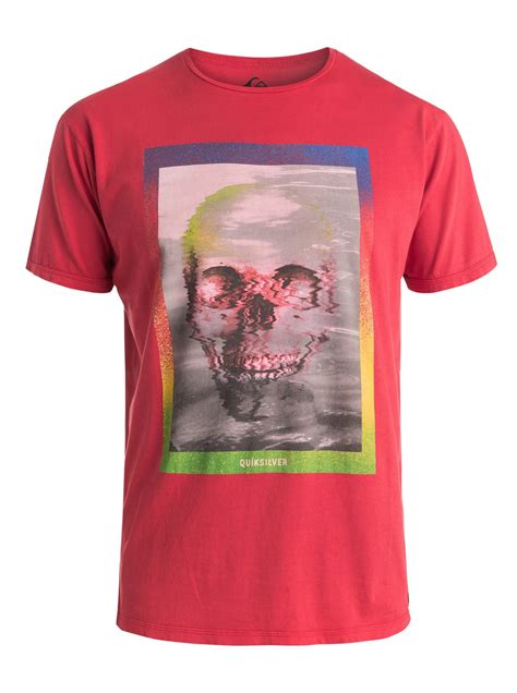 Tshirt Acid by Skully Acid T Shirt Eqyzt03658 Quiksilver
