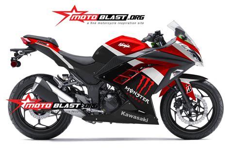 Topeng Kawasaki Ninja250 Fi V3 250 fi motoblast2 motoblast