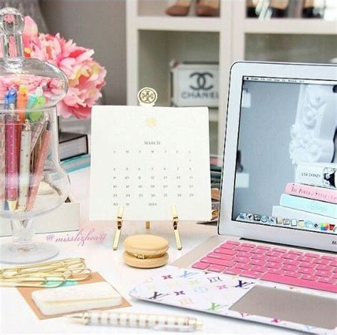 how to decorate your desk at home desk decor decor pinterest